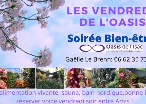 les vendredis de l'OASIS